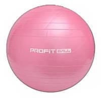 Гимнастический мяч для спорта 65 см, фитбол, мяч для фитнеса Profit ProfitBall