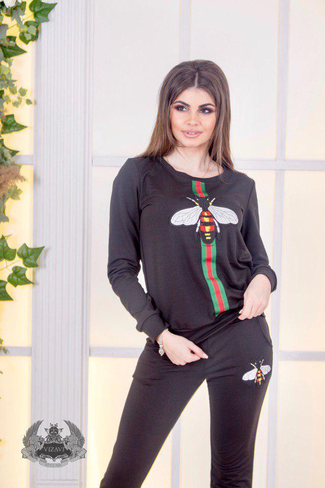 Стильный женский спортивный костюм опк5090