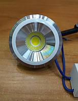 """Светодиодный встраиваемый точечный светильник Feron LN003 COB 3W """"звездное небо"""""""