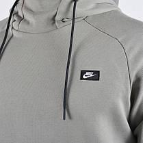 Толстовка Nike Modern Pullover Hoodie Mens 805128-004 (Оригинал) , фото 3