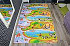 Детский коврик Киндер Пол 200х120см, толщина 12мм, фото 2