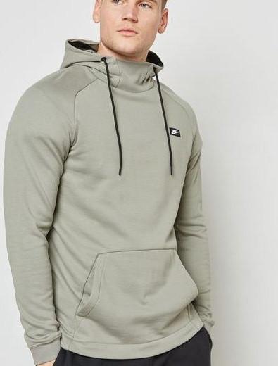 Толстовка Nike Modern Pullover Hoodie Mens 805128-004 (Оригинал)