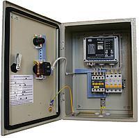 Станция управления «Роса-55Р» для защиты электроприводов и ручного управления насосов, компрессоров