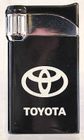 Зажигалка с логотипом Тойота