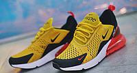 Кроссовки мужские Nike Air Max 270 yellow