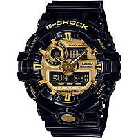 Часы Casio G-Shock GA-710GB-1A В., фото 1