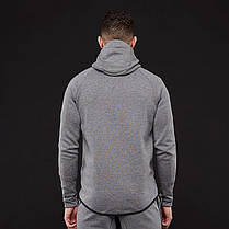 Толстовка Nike PSG Tech Fleece Windrunner Jacket AA1932-095 (Оригинал) , фото 3