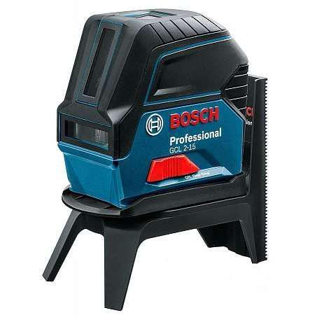 Лазерный нивелир Bosch GCL 2-15+RM 1