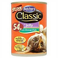 Butchers Classic Fish Cat Food 400г*12шт - консерва для котов (в ассортименте), фото 2