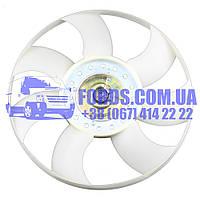 Віскомуфта з крильчаткою FORD TRANSIT 2006- (2.2 TDCI/2.4 TDCI AC+ 6 Лопатей) (1695329/6C118C617CC/CS2711)