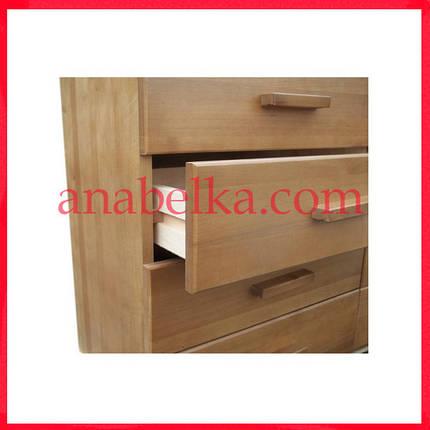 Комод деревянный (Анабель), фото 2