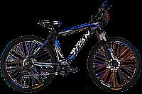 "Горный велосипед найнер TITAN Solar 29"" (Black-Blue-White), фото 1"