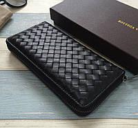 Клатч мужской Bottega Veneta плотная качественная кожа много удобных отделений