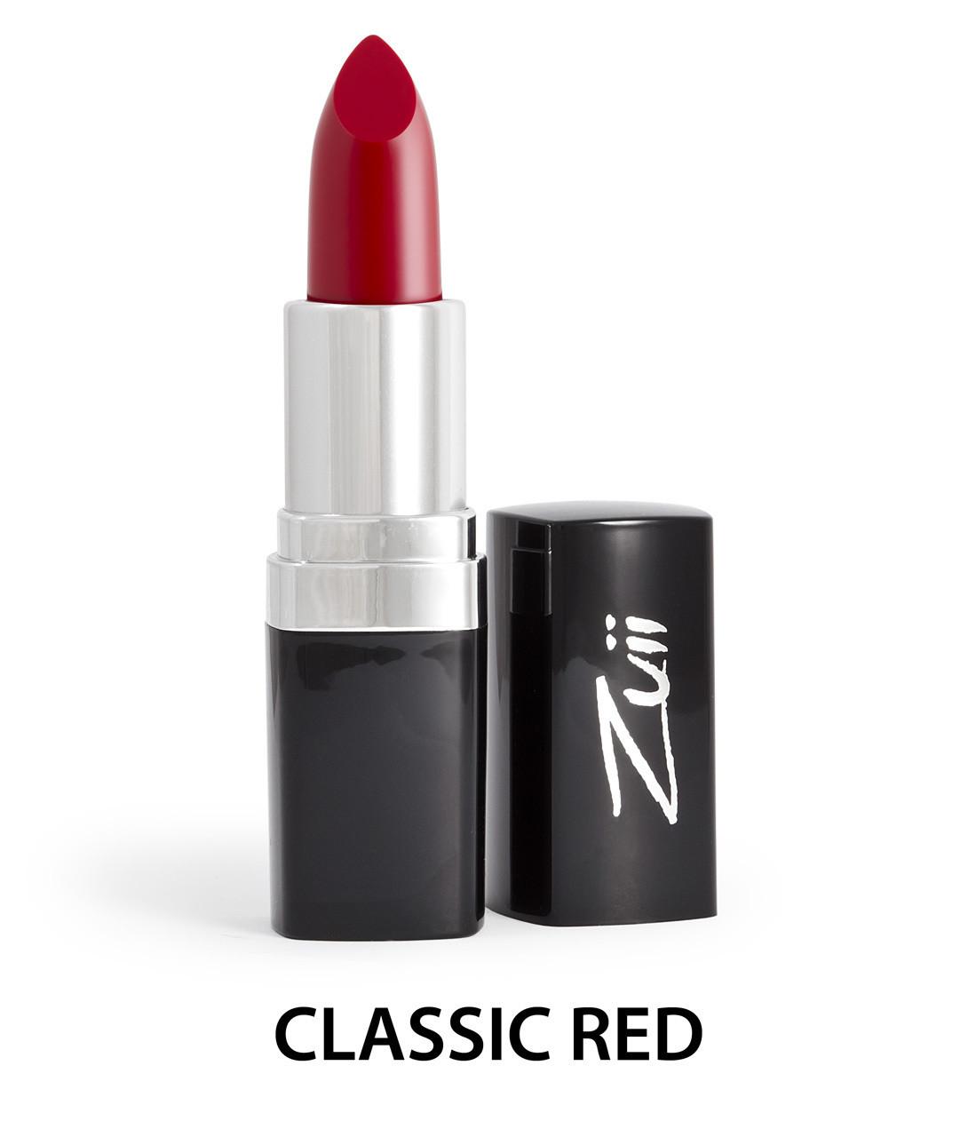 Органическая кремовая помада Classic Red  Zuii Organic, 4г