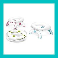 Детский дорожный туалет OXO Tot 2-in-1 Go Potty for Travel!Опт
