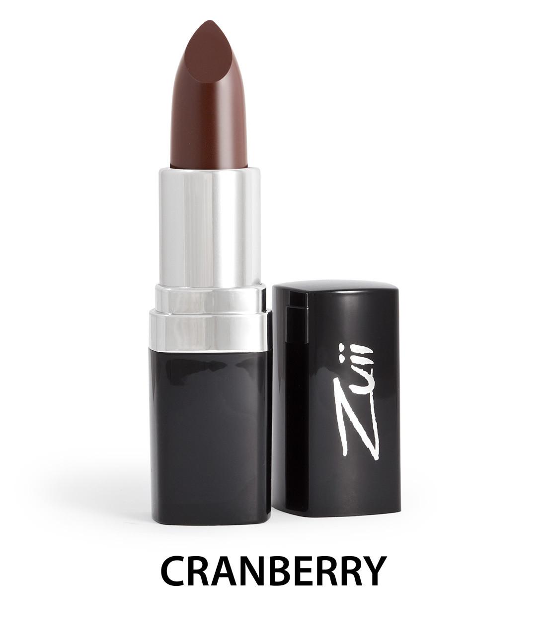Органічна кремова губна помада Cranberry Zuii Organic, 4г
