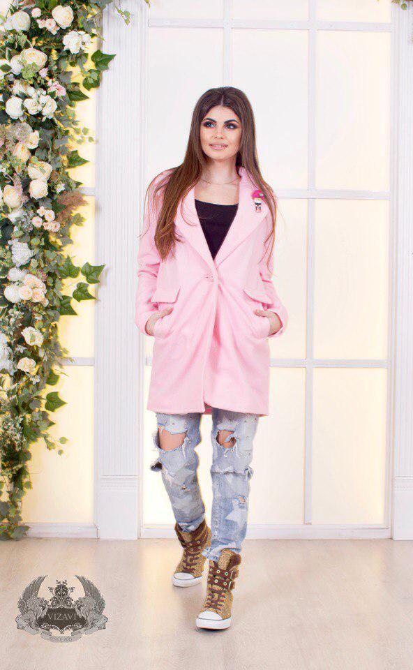 Женское пальто опк2170