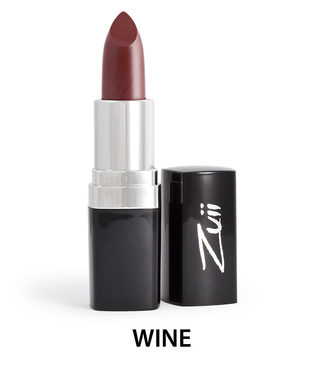 Органическая кремовая помада Wine  Zuii Organic, 4г