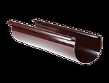 Желоб водосточный PROFIL 8017 3 M 130 mm, фото 2
