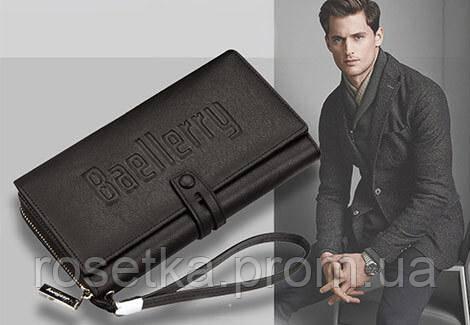 Чоловікий гаманець Baellerry Guero (портмоне, клатч, кошельок)