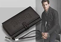 Чоловікий гаманець Baellerry Guero (портмоне, клатч, кошельок), фото 1