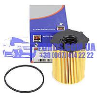 Фильтр масляный FORD FIESTA/FOCUS/MONDEO (1.4TDCI/1.6TDCI/1.5SOHC) (1359941/2S6Q6714AB/ES7501) DP GROUP