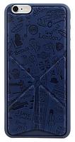 Ультратонкий чехол Ozaki O!coat 0.3+ Travel Versatile  для iPhone 6/6s (OC571LD)