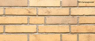 Клинкерная плитка Stroeher 390 champagnersalz, серия HANDSTRICH формат DF 240х52х14