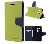 Чехол-книжка Goospery для LG Nexus 5x Green
