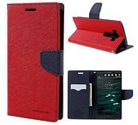 Чехол-книжка Goospery для LG V10 (H961S) Red