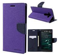 Чехол-книжка Goospery для LG V10 (H961S) Violet