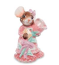Фарфоровые фигурки Мышей