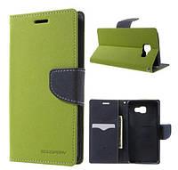 Чехол-книжка Goospery для Samsung Galaxy A5 Duos (A510) Green
