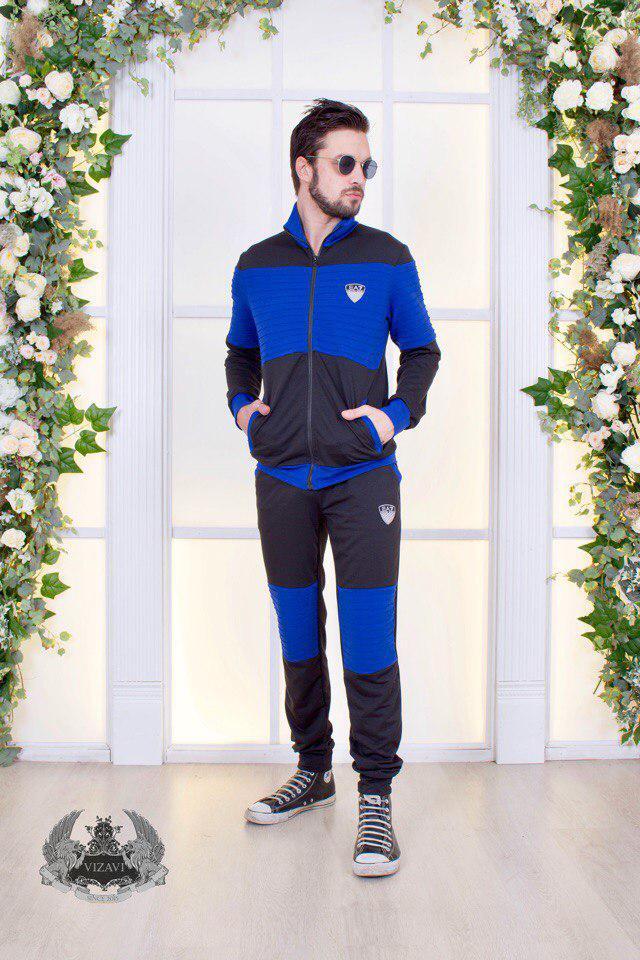 Мужской  спортивный костюм опк1123