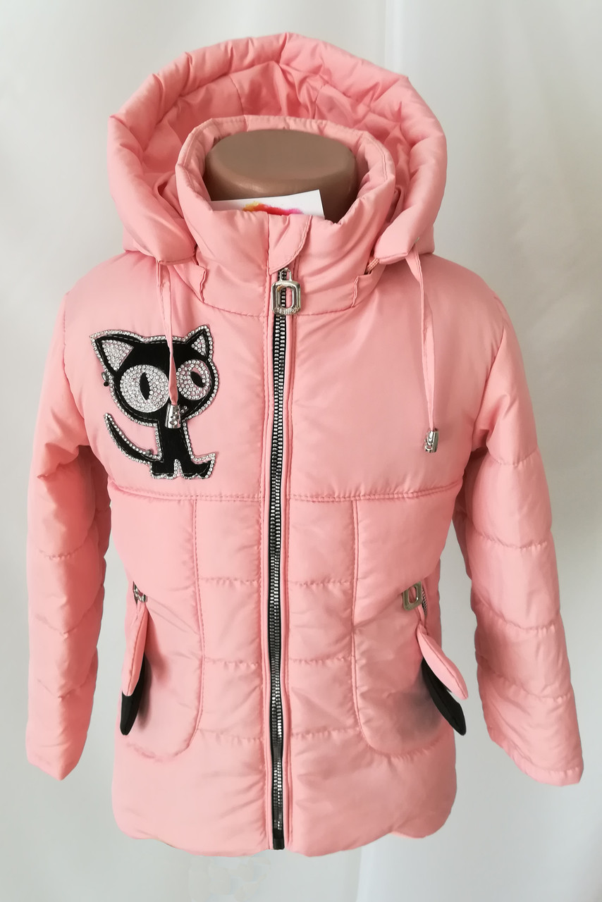 f36c0e098381b Модные детские куртки для девочек весна-осень 20-28 - Детская и подростковая  одежда