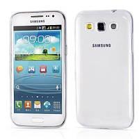 Ультратонкий силиконовый чехол 0,33 mm для  Samsung Galaxy J7