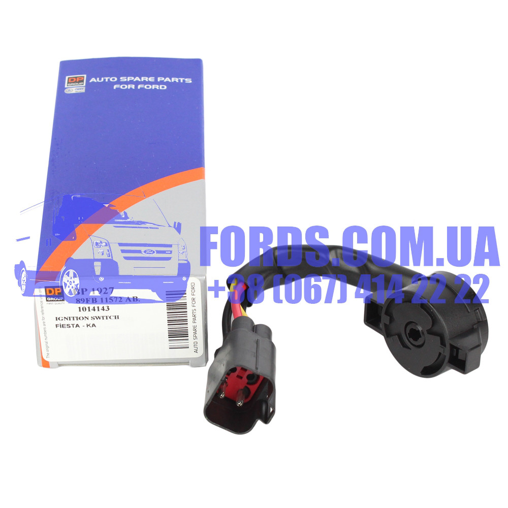 Контактная группа FORD FIESTA/SCORPIO 1985-2002 (1014143/89FB11572AB/BP1927) DP GROUP
