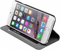 Чехол-книжка для iPhone 6/6s Laut Apex Mirror Black (LAUT_IP6_FOM_BK)
