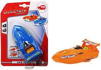Скоростной катер Dickie Toys, 2 вида (3772001)