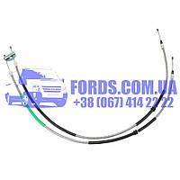 Трос ручника FORD FIESTA/FUSION 2006-2012 (1502612/6N112A603AB/BC75603TUR) TURTEL
