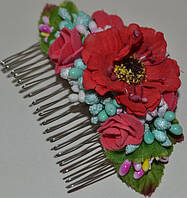 Заколки, резинки и гребни для волос