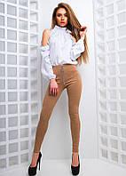 Восхитительная женская блуза (шелк армани, длинные рукава, полуоткрытые плечи, рюши)