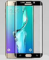 Защитное стекло для Samsung Galaxy S7 Edge (Black)