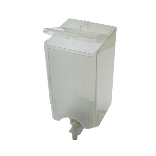 DJ0037АC Дозатор жидкого мыла сенсорный 1л нержавеющая сталь с глянцевым покрытием комфорт и гигиена