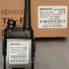 Рация Kenwood TK-UVF8 7WTURBO, фото 2