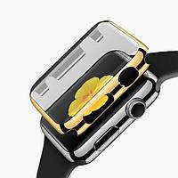 Ремешок LunaTik Epik Band для Apple Watch 42 mm Gold
