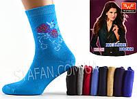 Женские махровые носки Nanhai B 8 Z. В упаковке 20 пар, фото 1