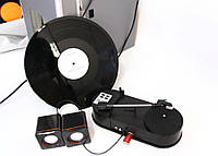 EZCAP 613 проигрыватель виниловых пластинок с возможностью оцифровки в MP3