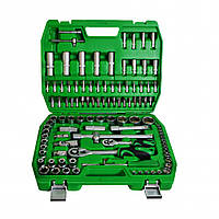 "Набір інструментів 1/2 ""& 1/4"" 108 одиниць Intertool ET-6108SP"