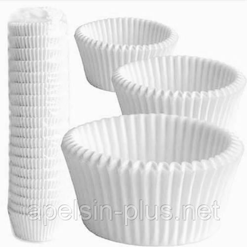 Капсулы бумажные для капкейков 50 мм 30 мм 1000  штук
